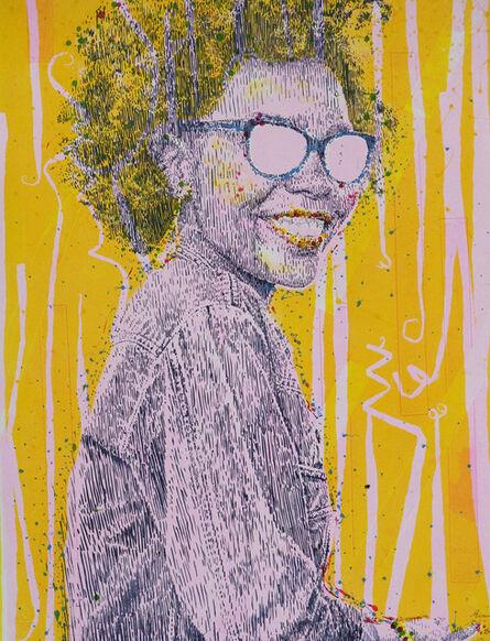 Evans Mbugua, 'Who's that Girl? EV 4/16', 2020