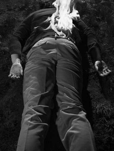 Matthew Leifheit, 'Bonfire Reenactment II', 2017