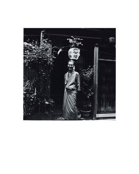 Issei Suda, 'Anonymous Men and Women Tokyo 1976-78 Collotype Portfolio', 2019