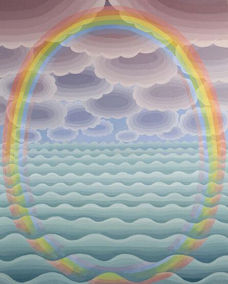 Amy Lincoln, 'Rainbow Seascape', 2020