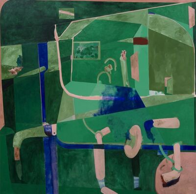 Tahnee Lonsdale, 'Self Portrait in the Bedroom', 2016
