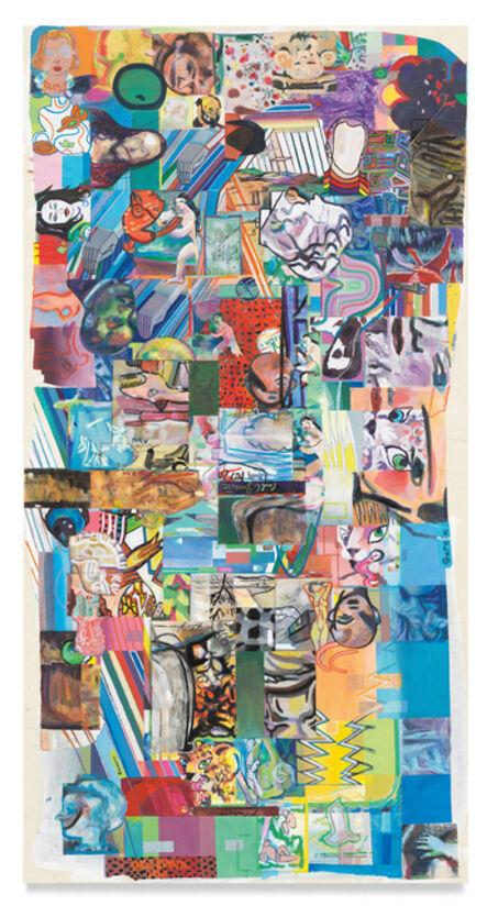 Franklin Evans, 'verticalandzip', 2020