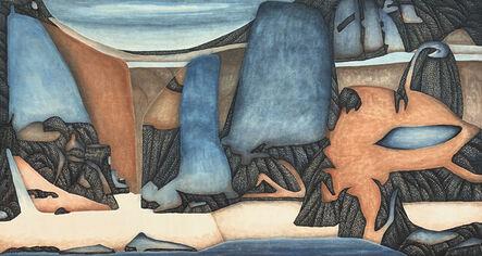 Ng Yiu Chung, '83' Painting No.3', 1983