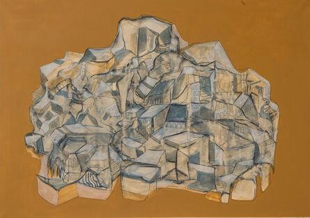 Bashir Qonqar, 'Falling Rock', 2016