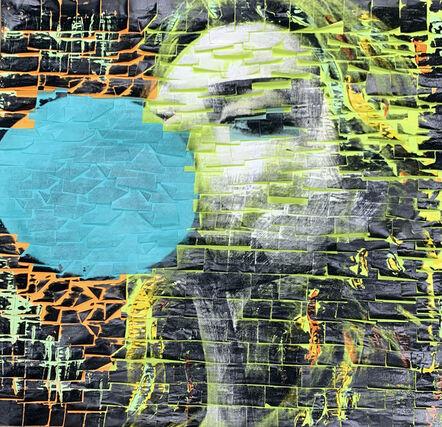 Ardan Özmenoğlu, 'Beauty Balloon Blue', 2020
