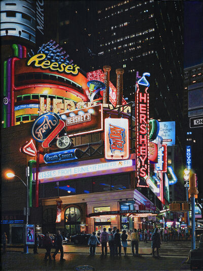 Don Jacot, 'Sweet Tooth on Broadway', 2019