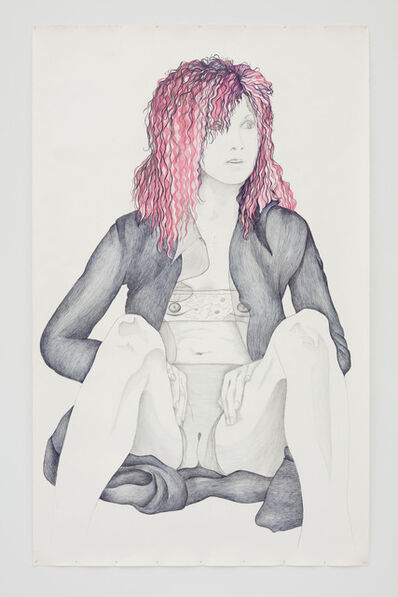 Marlene McCarty, 'Patty Columbo – May 4, 1976', 1999