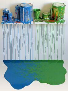 Jorge Magyaroff, 'De la serie interconexiones. No. 2', 2014