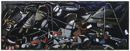 André Lanskoy, 'Composition'
