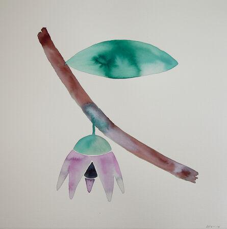Nadia Ayari, 'Untitled (Flower IV)', 2020