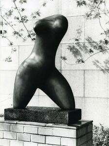 Marina Nuñez del Prado, 'Venus Negra', 1958