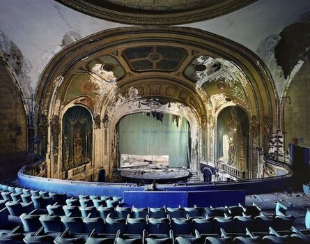 Yves Marchand & Romain Meffre, 'Auditorium, Eastown Theater', 2008