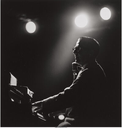 Herman Leonard, 'George Shearing, NYC', 1950