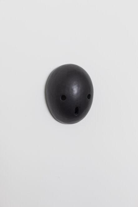 Wade Tullier, 'Black Skull', 2020