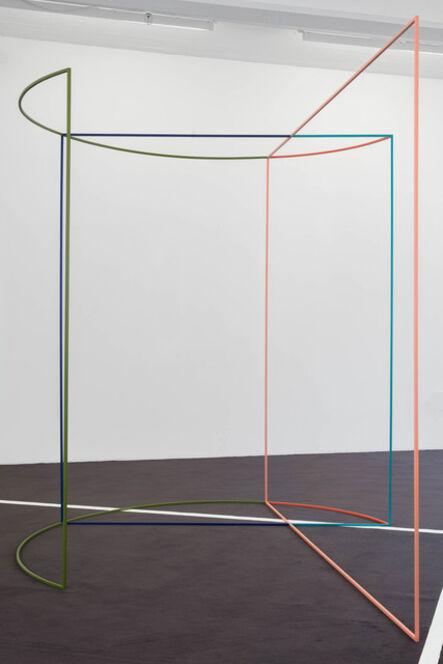 José León Cerrillo, 'The New Psychology 12', 2017