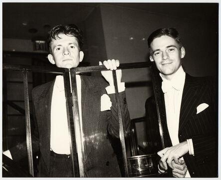 Andy Warhol, 'David McDermott and Peter McGough', 1986