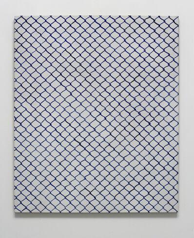 Luca Bertolo, 'Untitled (fence)', 2015