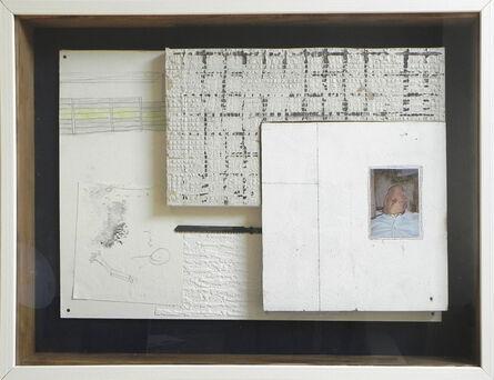Linus Riepler, 'Fragmente 3 ( Aussichten und Einsichten )', 2016