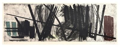 Hans Hartung, 'Untitled ', 1953