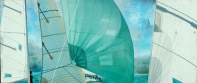 Kay Bradner, 'Rolex Finish'
