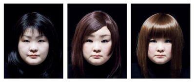 Tomoko Sawada, 'SET #14 from the series Facial Signature', 2015