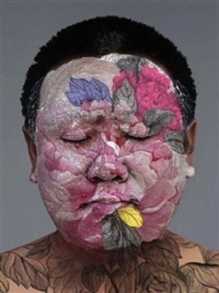 Huang Yan, 'Self Portrait', 2008