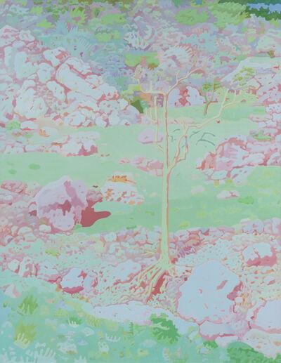 Shi Xinji, '银山春慢  Spring Awakening', 2020