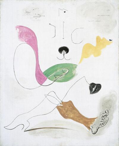 André Masson, 'Scéne érotique', 1928
