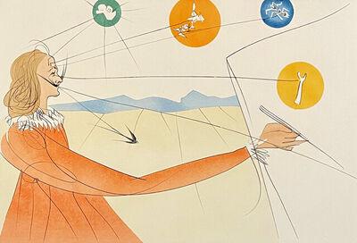 Salvador Dalí, 'Dalinean Prophecy', 1975