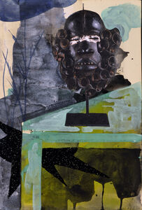 Radcliffe Bailey, 'Notes from Tervuren', 2015