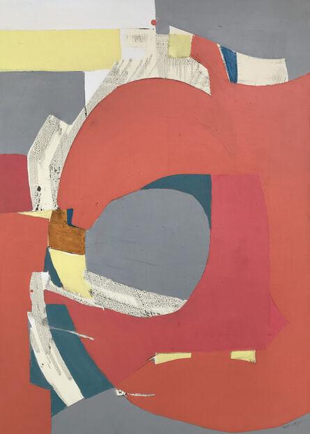 Beatrice Mandelman, 'Big Apple, Sun Series No. 12', 1970