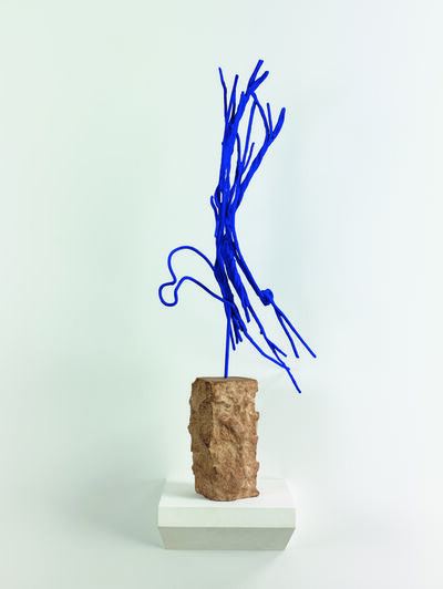 Yves Klein, 'Untitled sculpture', Work created by Yves Klein in 1957, 1958 , Posthumous edition from 2001