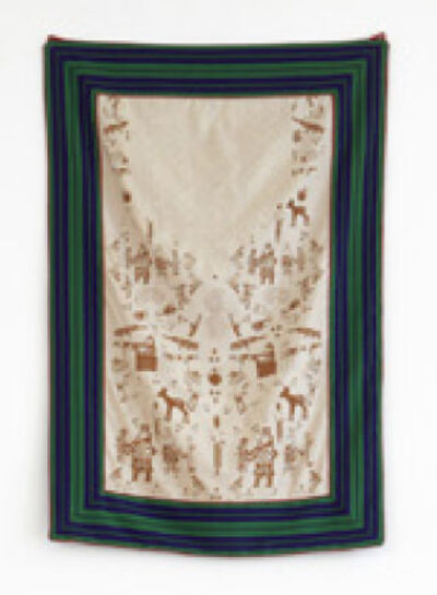 Jeanno Gaussi, 'The War Rug Project', 2011-2014