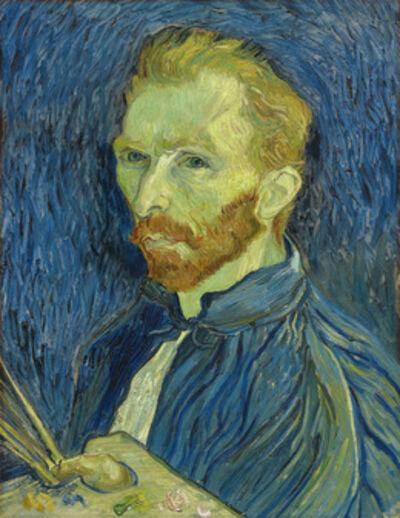 Vincent van Gogh, 'Self-Portrait', 1889