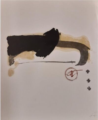 Antoni Tàpies, 'Composition', ca. 1975
