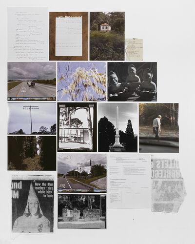 Michael Adno, 'Atlas 4, Phantom Documents, Invisible Monuments', 2015