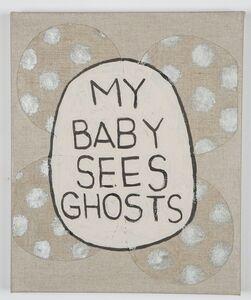 Diana Guerrero-Macia, 'Headspace no. 4 (Baby ghost)', 2017