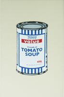 Banksy, 'Soup Can', 0000
