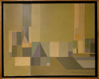 Maria Leontina, 'Sem Título ', 1959