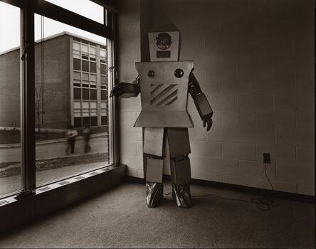 Les Krims, 'Untitled (from the series, Uranium Robots)', 1976