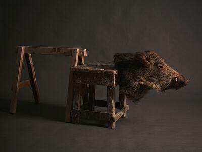 Nadin Maria Rüfenacht, 'Studio #4 (Le Voyage)', 2017