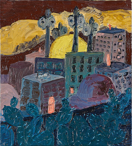 Nadia Ayari, 'Golden Hour', 2006