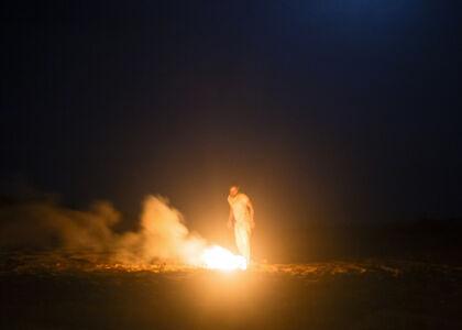 Eléonore Chellini, 'Burning Man, 2019', 2019 (printed in 2020)