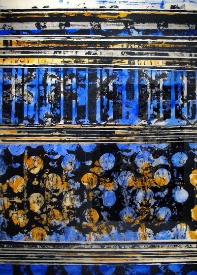Jorge Enrique, 'DUAL Off the wall', 2011