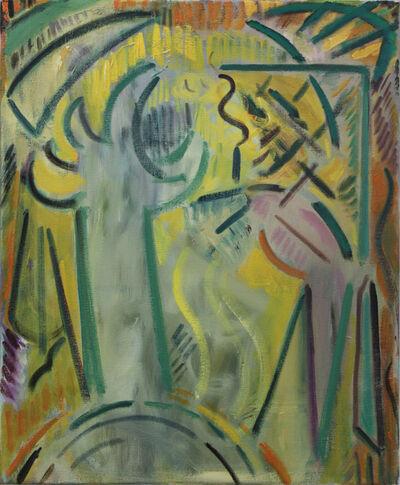 Kiera Bennett, 'Studio Hands (Green)', 2917