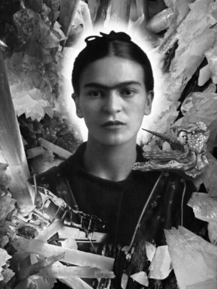 Jeffrey Vallance, 'Spirit Photo: Frida Kahlo', 2012-2015