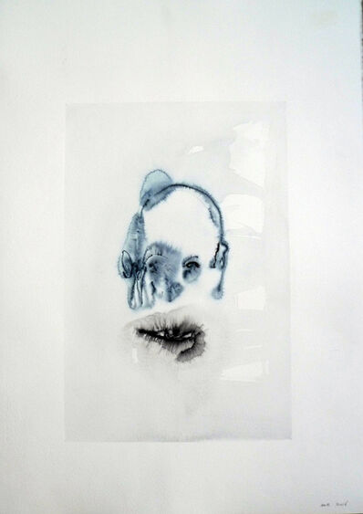 Bernardí Roig, 'Liquid Face (I)', 2016