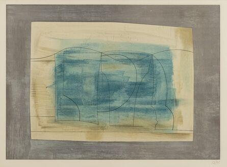 Ben Nicholson, 'Still Life', 1962