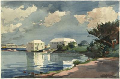 Winslow Homer, 'Salt Kettle, Bermuda', 1899