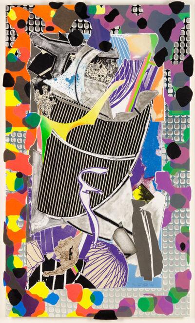 Frank Stella, 'The Battering Ram', 1993